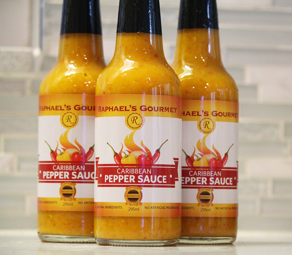 Buy Bajan Pepper Sauce